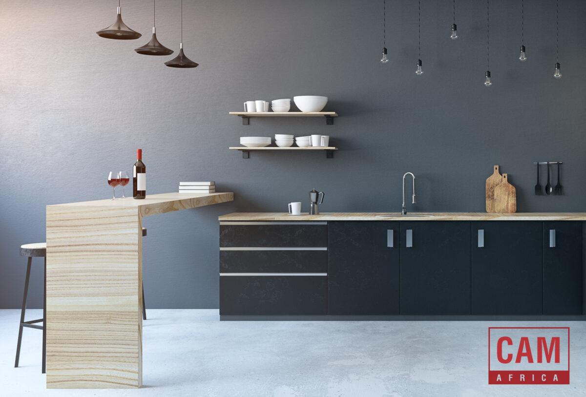 CAM Africa kitchen sink improvements for kitchen decor