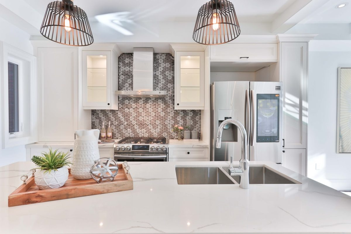 Large kitchen lighting fixtures